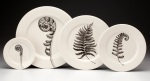 dinnerware ferns