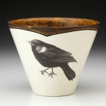 medium bowl blackbird